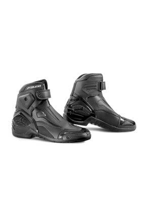 Falco Novo 2.1 Siyah Motosiklet Ayakkabısı