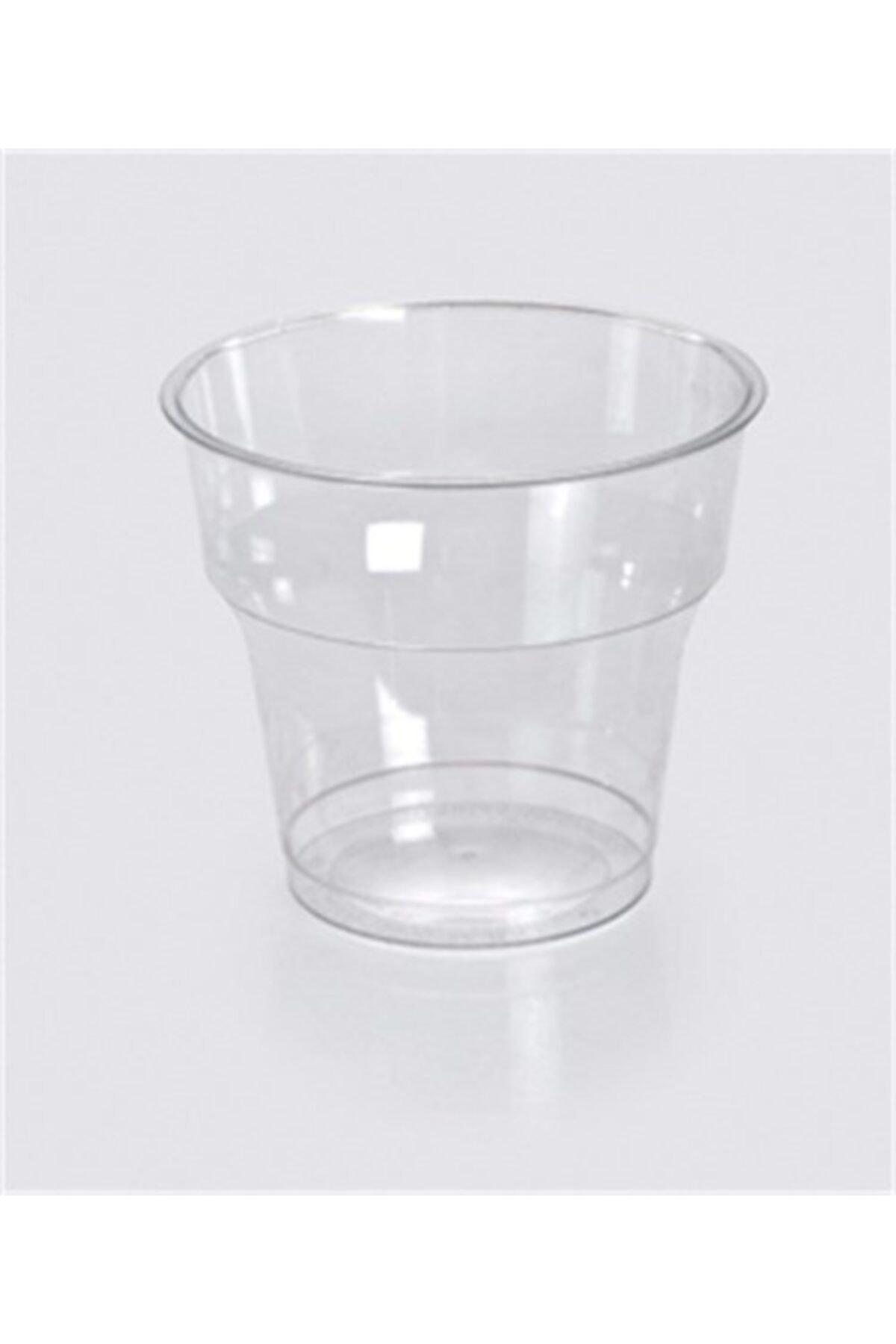 Poppy 200 Cc Kristal Bardak ( 25 Adet ) 1