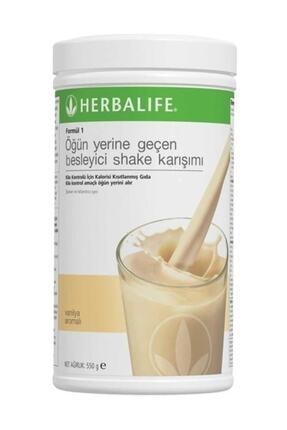 Herbalife Formül 1 Öğün Yerine Geçen Besleyici Shake Karışımı Vanilya 550 gr.