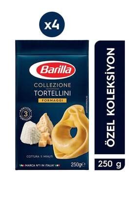 Barilla Üç Peynirli / Tortellini Makarna 250 Gr 4'lü