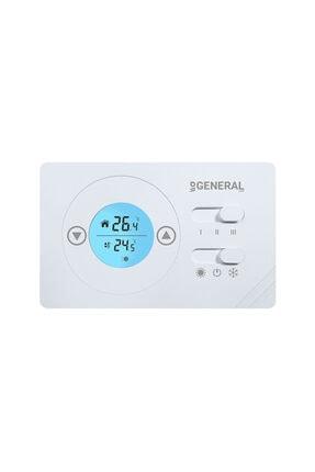 GENERAL Life Fc220 Dijital Fan Coil Termostatı - İki Borulu Sistemler İçin