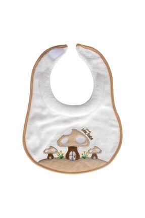 Sevi Bebe Ağız Salgı Önlüğü Art-50 Mantar