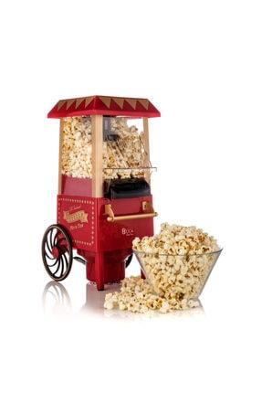 Huca Gpm-820 Mısır Patlatma Pop Corn Makinesi