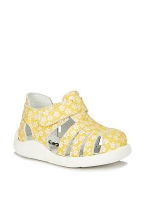 Vicco Kız Bebek Sarı Mina İlk Adım Günlük Ayakkabı