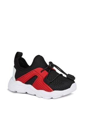 Vicco Joker Unisex Çocuk Siyah Spor Ayakkabı