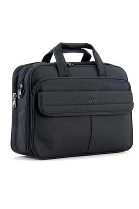ÇÇS 71243 Siyah Unisex Evrak Ve Laptop Çantası Ccs-71243-syh