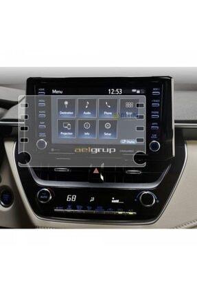OLED GARAJ Toyota Corolla 2020 2021 Model 8 Inç Navigasyon 9h Ekran Koruyucu