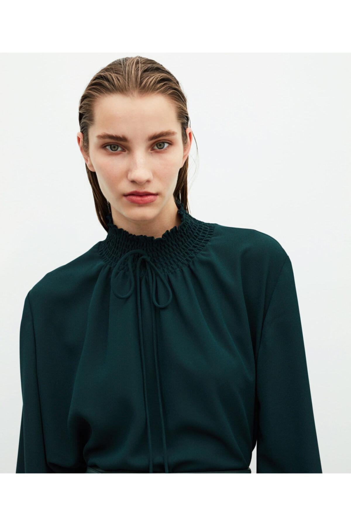 İpekyol Bağlama Detaylı Bluz 2