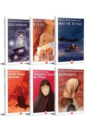 Kızıl Panda Yayınevi Türk Klasikleri Seti - 2 (6 Kitap)