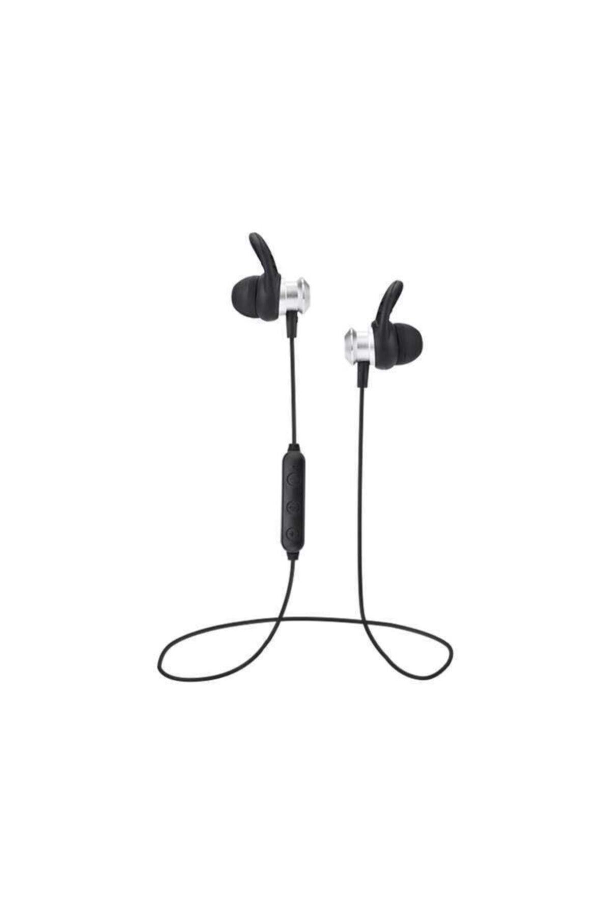 zore Bluetooth Kulaklık Kulakiçi Sporcu Kumandalı Mıknatıslı Bluetooth 5.0 Destekli 1