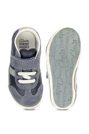CLARKS Erkek 0-2 Yaş Ayakkabısı Her Yüzeyde Yeterli Tutuş Ürün Adı Little Alf