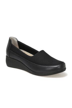 Polaris 5 Nokta 91.111029.Z1FX Siyah Kadın Comfort Ayakkabı 100911531