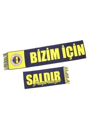 Fenerbahçe Fenerbahçe Lisanslı Atkı Unisex Dokuma