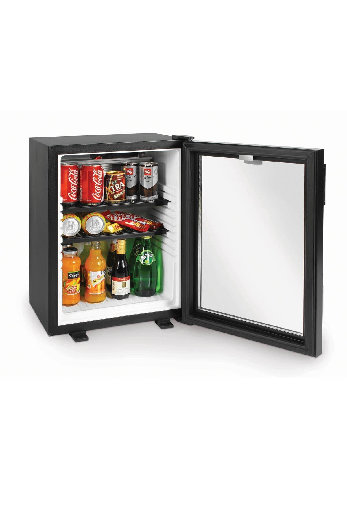 Elektromarla Siyah Cam Kapılı Minibar - Drc 35 lt 2