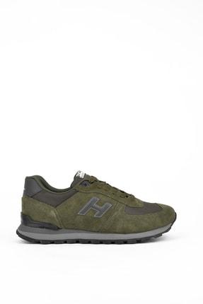 Hammer Jack , Hakiki Deri Erkek Ayakkabı 111303 10219250m Hakı
