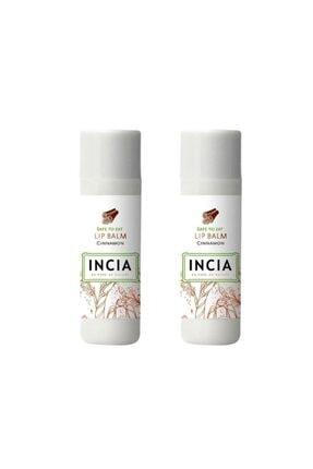 Incia Incıa Tarçınlı Dudak Besleyici 1+1