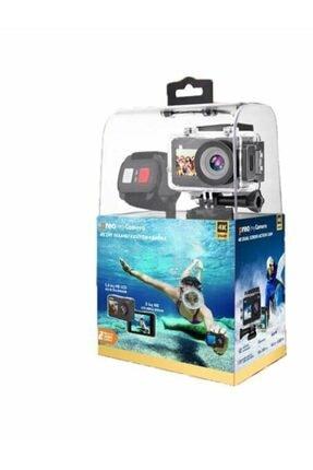 Preo My Camera Pmc-07 4k Çift Ekranlı Aksiyon Kamera
