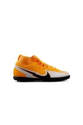 Nike Unisex Siyah Halı Saha Ayakkabı At8156-801