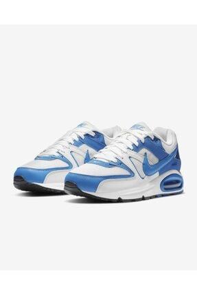 Nike Unisex Beyaz Mavi Air Max Command Günlük Spor Ayakkabı Ct2143-002
