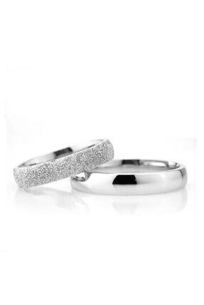 Gümüşcüm Bombeli Kadın Gümüş Alyans Modeli Alyans Nişan ve Söz Yüzüğü