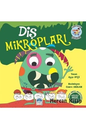 Martı Yayınları Diş Mikropları Pijama Kulübü Çocukları