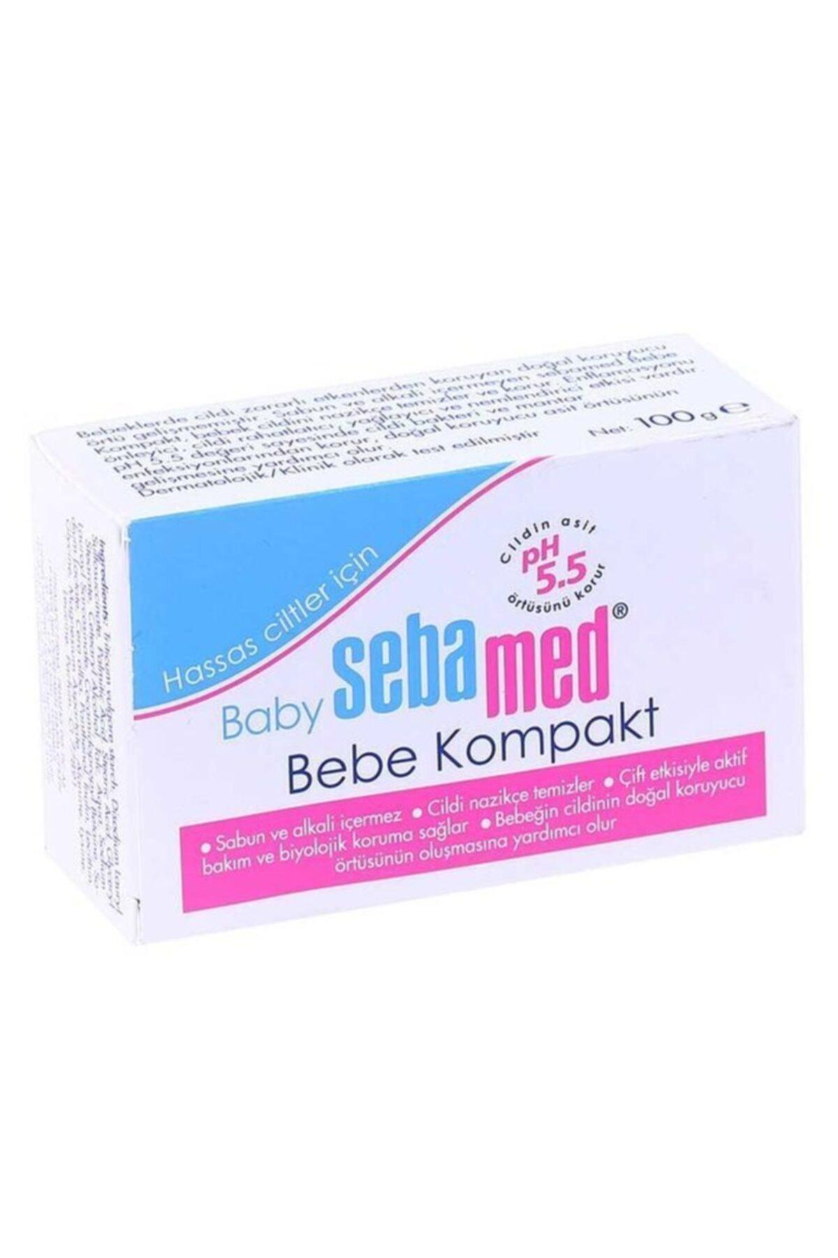 Sebamed Kids Sebamed Baby Ph 5.5 Bebek Kompakt100 gr 1