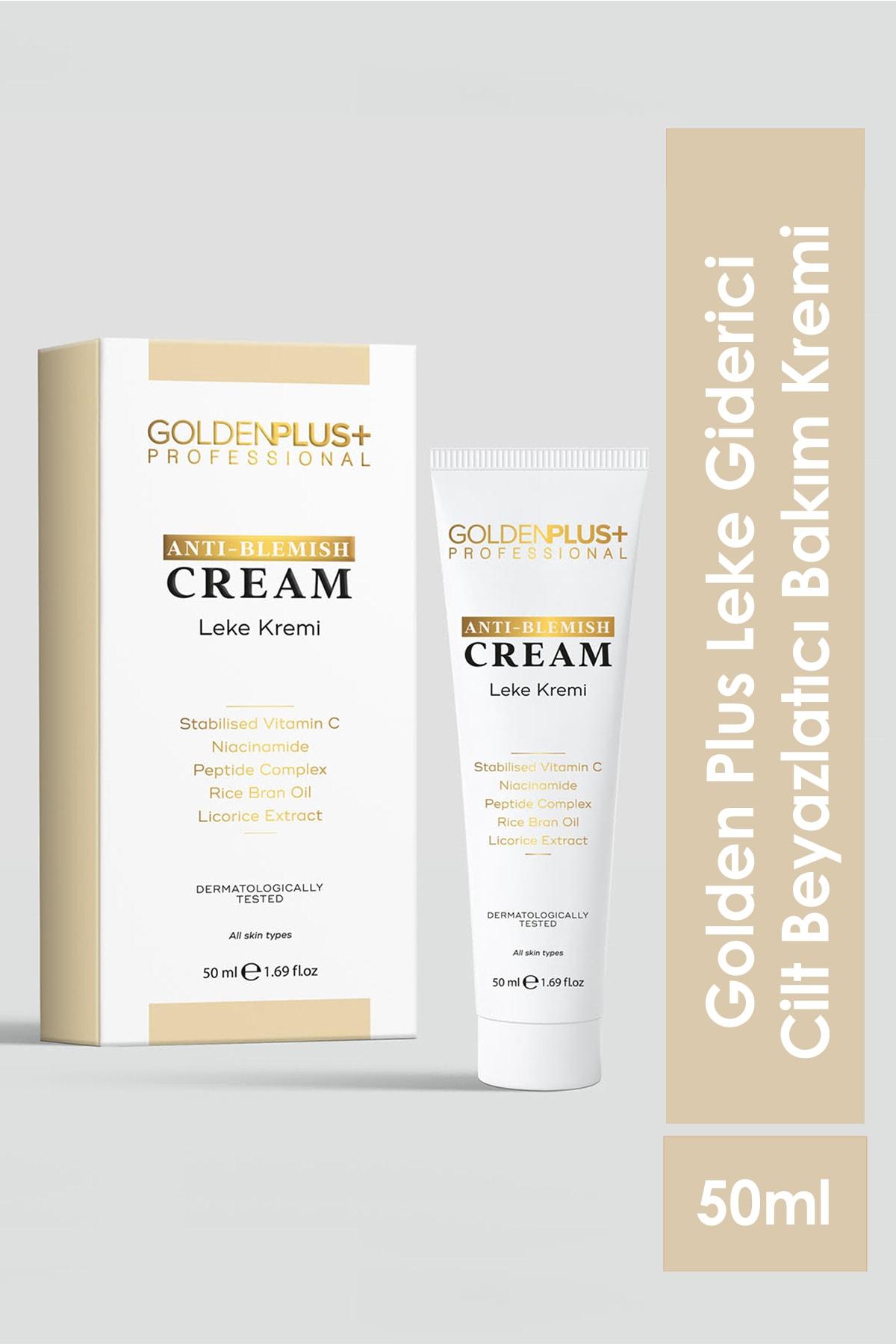GoldenPlus Golden Plus Leke Kremi 50 ml 1