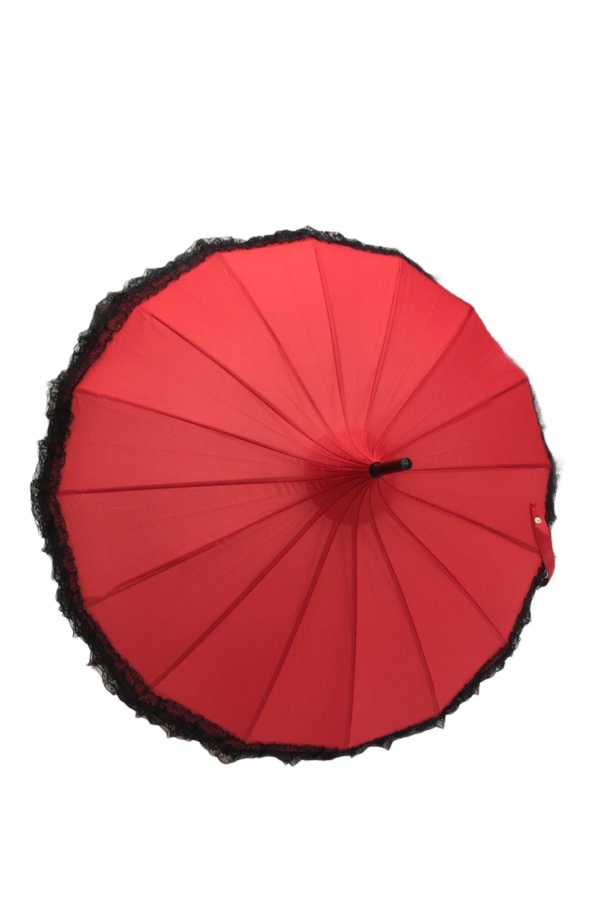 Almera Manuel 16 Telli Şemsiye 1