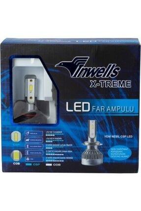 Inwells X-treme (phılıps Çipli) Led Xenon (zenon) H4