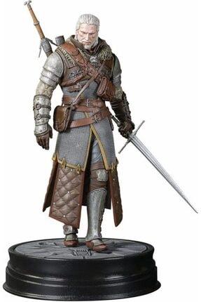 Dark Horse The Witcher 3 : Geralt Grandmaster Ursine Armor Figure