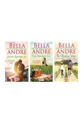 Novella Yayınları Bir Kıvılcım Yeter+gözlerinde Kaybolduğum Gece+uzun Yağmurlardan Sonra Bella Andre