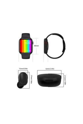 Kingboss Smart Watch Ve A6s Bluetooth Kulaklık Ikisi Bir Arada Fırsat Ürünü