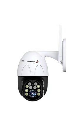 OSMART Ip Kamera Motorlu+1080p Speed Dome Ptz 2mp Ip66 Dış Mekan Kamera