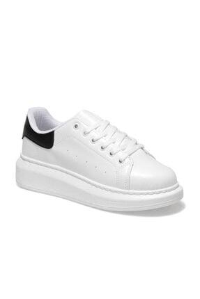 Torex CARMEN W Beyaz Kadın Havuz Taban Sneaker 100577990