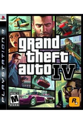 RockStar Games Gta 4 Ps3 Oyun