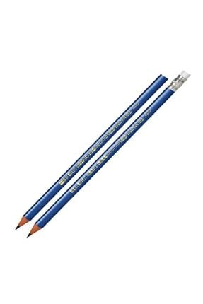 Bic Evolution Üçgen Siyah Kurşun Kalem 2 Adet