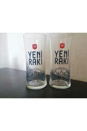 PAŞABAHÇE CAM Paşabahçe Yeni Rakı Bardağı X6 Adet