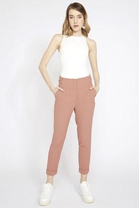 Chima Kuşgözü Detaylı Pantolon