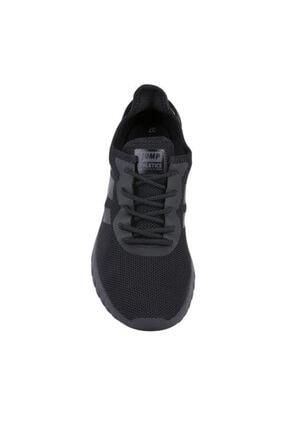 Jump Siyah Spor Ayakkabı