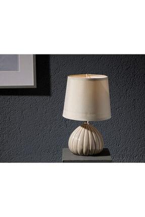 English Home Palin Porselen Abajur 12x12x24 Cm Bej