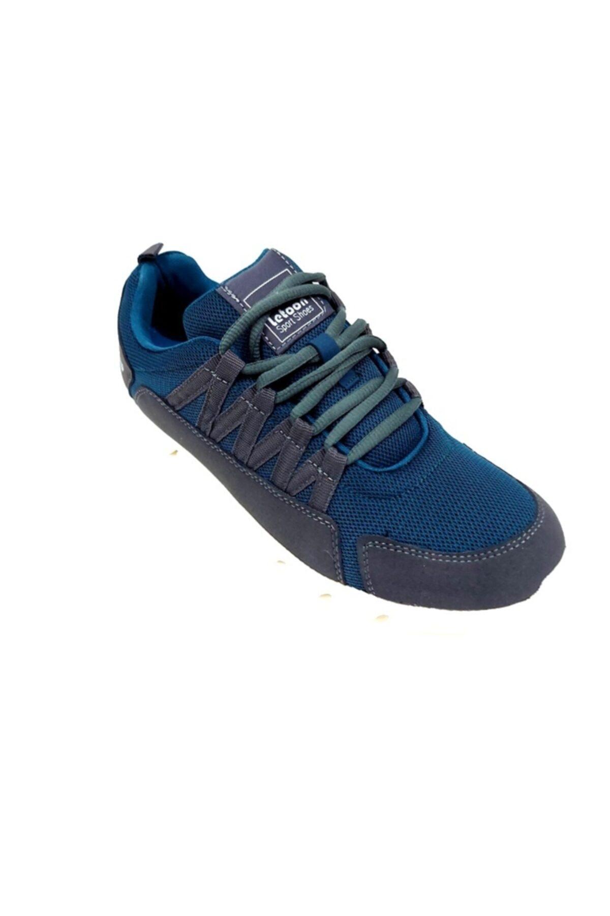 LETOON Memory Foam Ultra Hafif Erkek Spor Ayakkabı 2