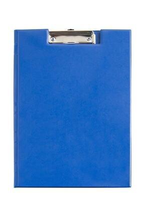 Medyen Sekreterlik Kapaklı Pvc A4 Mavi