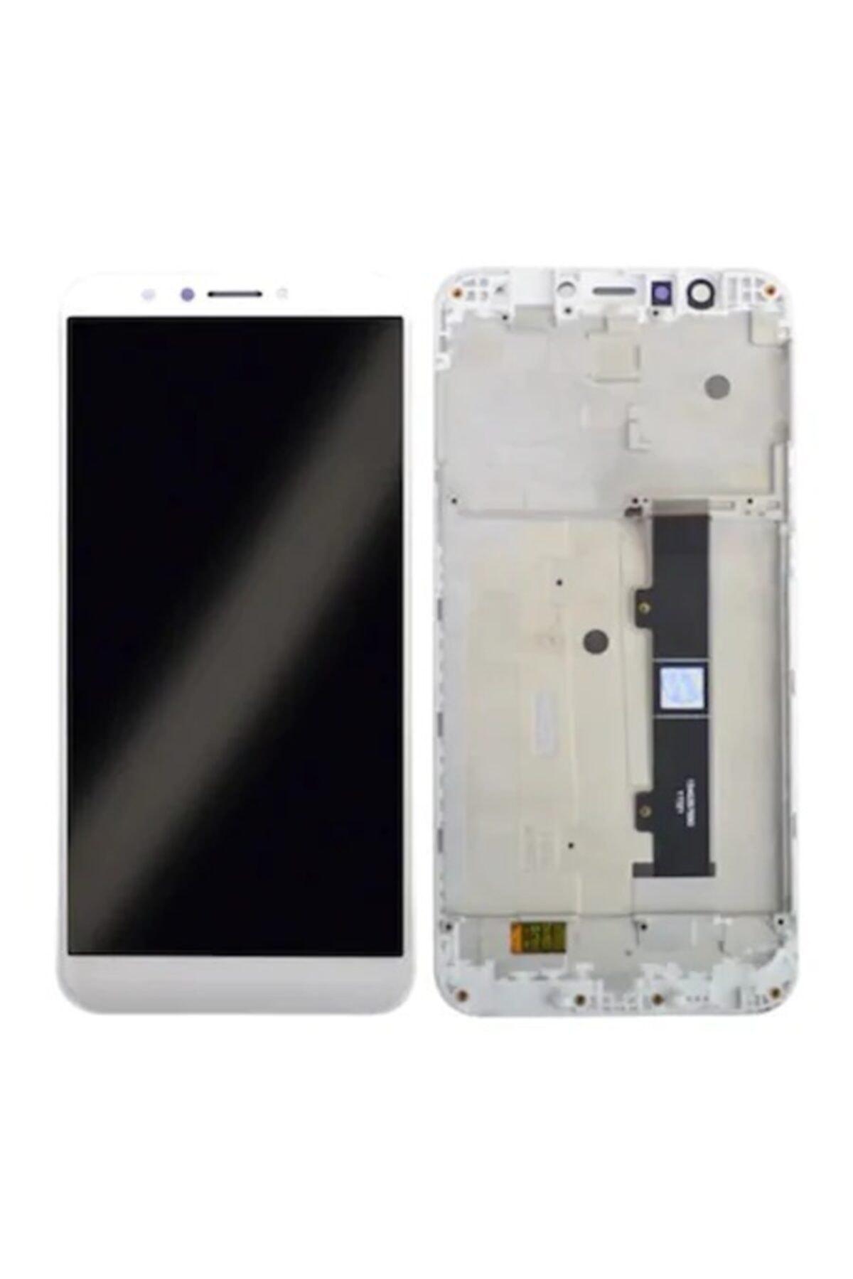 General Mobile Gm8 Lcd Ekran Dokunmatik Full A+kalite Beyaz 1