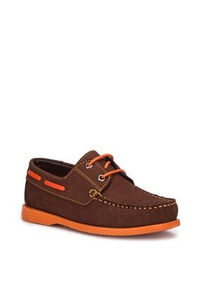 Polaris 61.507329 Erkek Çocuk Deri Ayakkabı