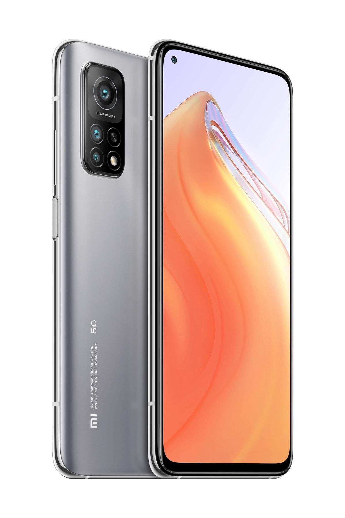 Xiaomi Mi 10T 5G 8GB + 128GB Gümüş Cep Telefonu (Xiaomi Türkiye Garantili) 1