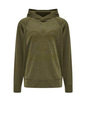 HUMMEL Çocuk Yeşil Sweatshirt 208168-6599