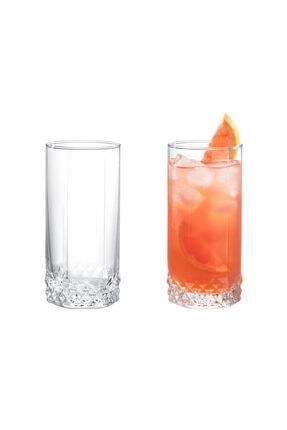 Madame Coco Pamella 4'lü Su Bardağı Seti 440 ml