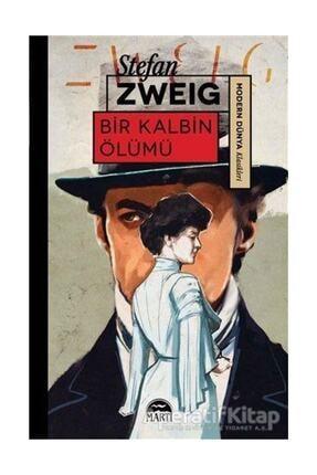 Martı Yayınları Bir Kalbin Ölümü - Stefan Zweig -