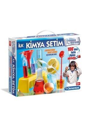 CLEMENTONI 64228 Kimya /Deney Seti +8 Yaş