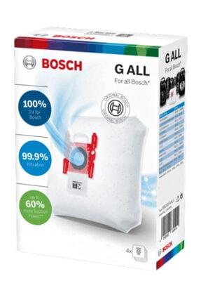 Bosch Siemens Profilo G Tip Bbz41fgall Süpürge Torbası Süper Kalite